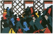 The Migration Of The Negro Panel no.1