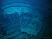 crash of titanic