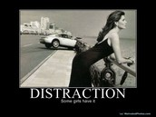 Different types of distraction