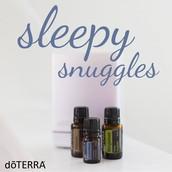 Sleepy Snuggles!