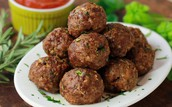 Meatballs and more!