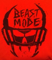 BEAST MODE HELMET