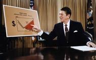 Reagan proposes a plan