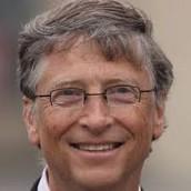 Bill Gates currently