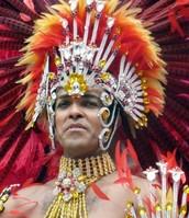 Incan husband