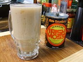 Irish Moss drink in can and over ice