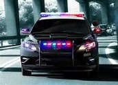 Technology- Police Car