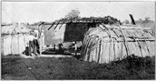 Winnebago tribe homes