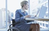 Jedna od prednosti ovog posla je sto ga mogu raditi i osobe sa invaliditetom