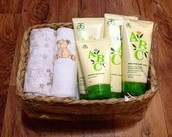 ABC Baby Care Basket
