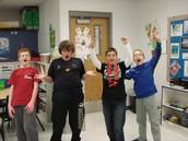 7th Grade: Mr. Potato Activity