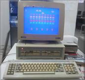 Amstrad Pc1640dd
