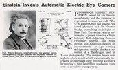 Electric Eye Camera