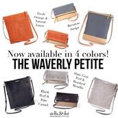 Waverly crossbody bags!