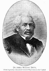 Nation's 1st black doctor