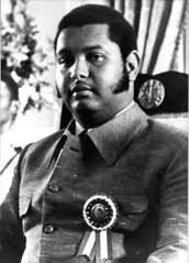 Jean-Claude Duvalier (Baby Doc)