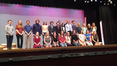 Poetry Out Loud Contest