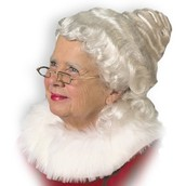 Reading with Mrs. Claus (PreK - 1)