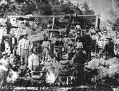 1849 California Gold Ruch starts
