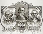 Henry Clay & John C. Calhoun