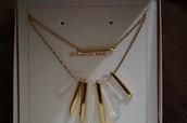 Rebel Cluster Necklace - SOLD
