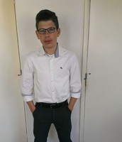 Myself for a party