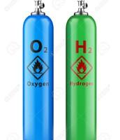 Stored Hydrogen Gas