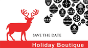 Enjoy a Happy Hour Holiday Shopping Boutique While Avoiding the Malls and Traffic!