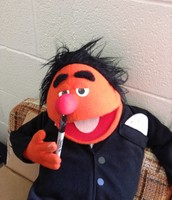 Muppets on inhalants