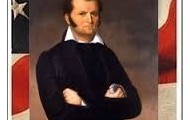 Portrait of James Bowie