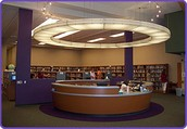 Spring Hill High School Library