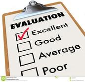 Summative Evaluations