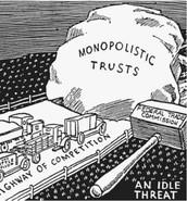 35. Sherman Anti-Trust Act