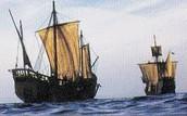 Juan's ship