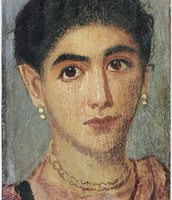 Ancient Grecian Woman