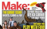 Latest MAKE magazine