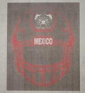 Mexico Bulldogs 2016 Football Spirit Wear