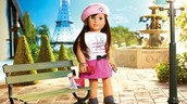 american girl doll grace thomas