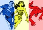 Super Hero Fasination