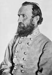 "Thomas Johnathan ""Stonewall"" Jackson"