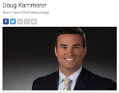 NBC4 Tour with Chief Meteorologist Doug Kammerer