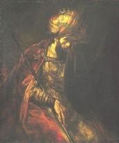 המלכת שאול למלך הראשון של עם ישראל..