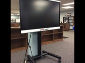 Mobile LCD SMARTboard