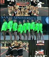 Our Very Last Competition As A Team- My 8th Grade Year