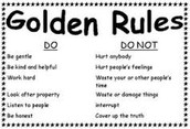 rules for the group