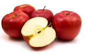 Apple laced with Cyanide