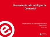 Herramientas de Inteligencia Comercial