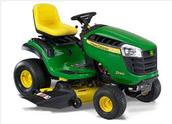 D125 Mower