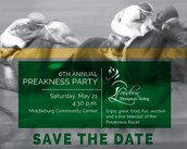 Loudoun Therapeutic Riding Preakness Party