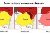 Romania annexation
